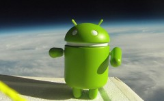wallpaper android in space