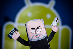 apple android steve jobs