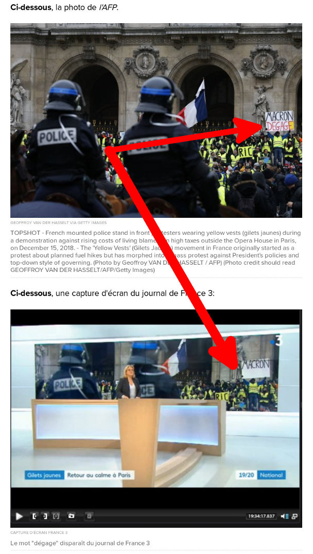 france 3 censure