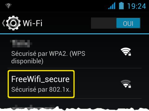 <b>Connexion</b> - <b>WiFi</b>/HotSpot - <b>Logiciels</b> gratuits - Telechargement...