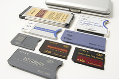 all memory sticks formats