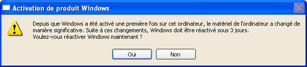 activation windows débile
