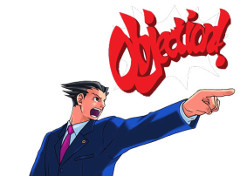 objection meme