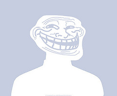 facebook troll face profile image