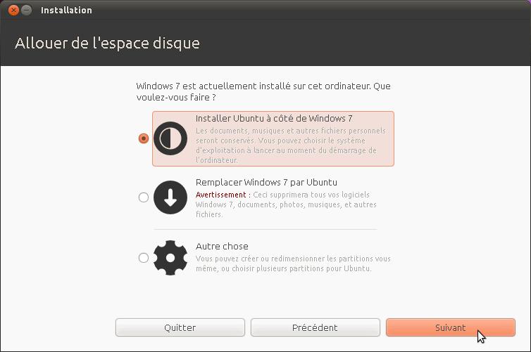 later watch popular stores Créer un DualBoot Windows/Ubuntu - lehollandaisvolant.net
